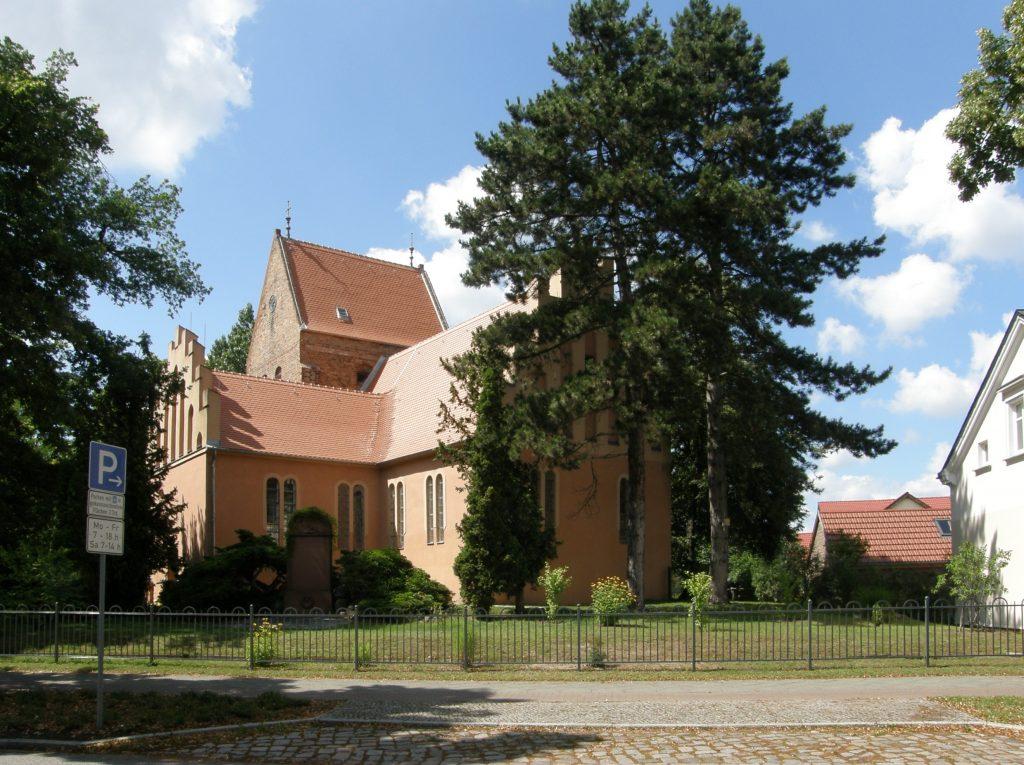 evangelische Kirche in Falkensee