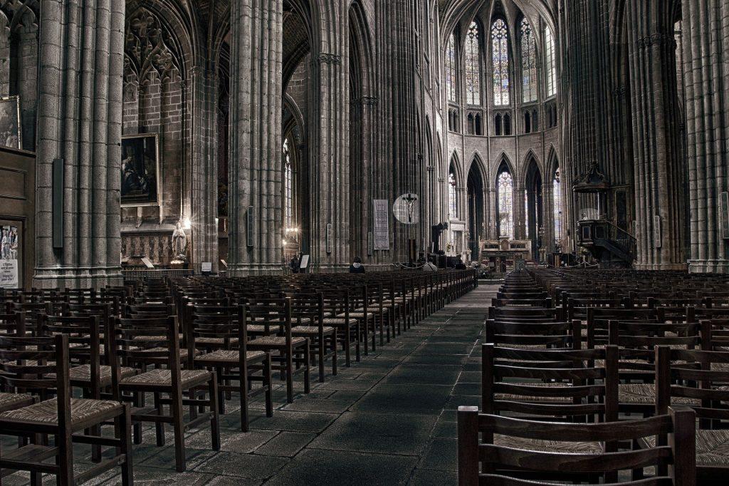 Kirchenaustritt in Falkensee
